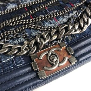 CHANEL Bags - Chanel Limited Edition Le Boy